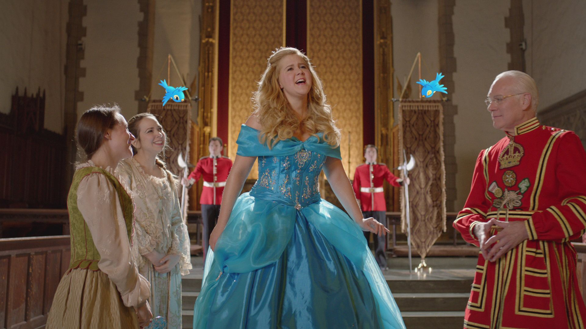 Princess amy uncensored inside amy schumer video clip for Inside unrated