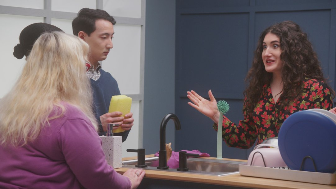 Kate Berlant Teaches - Season 1, Ep  1 - Kate Berlant
