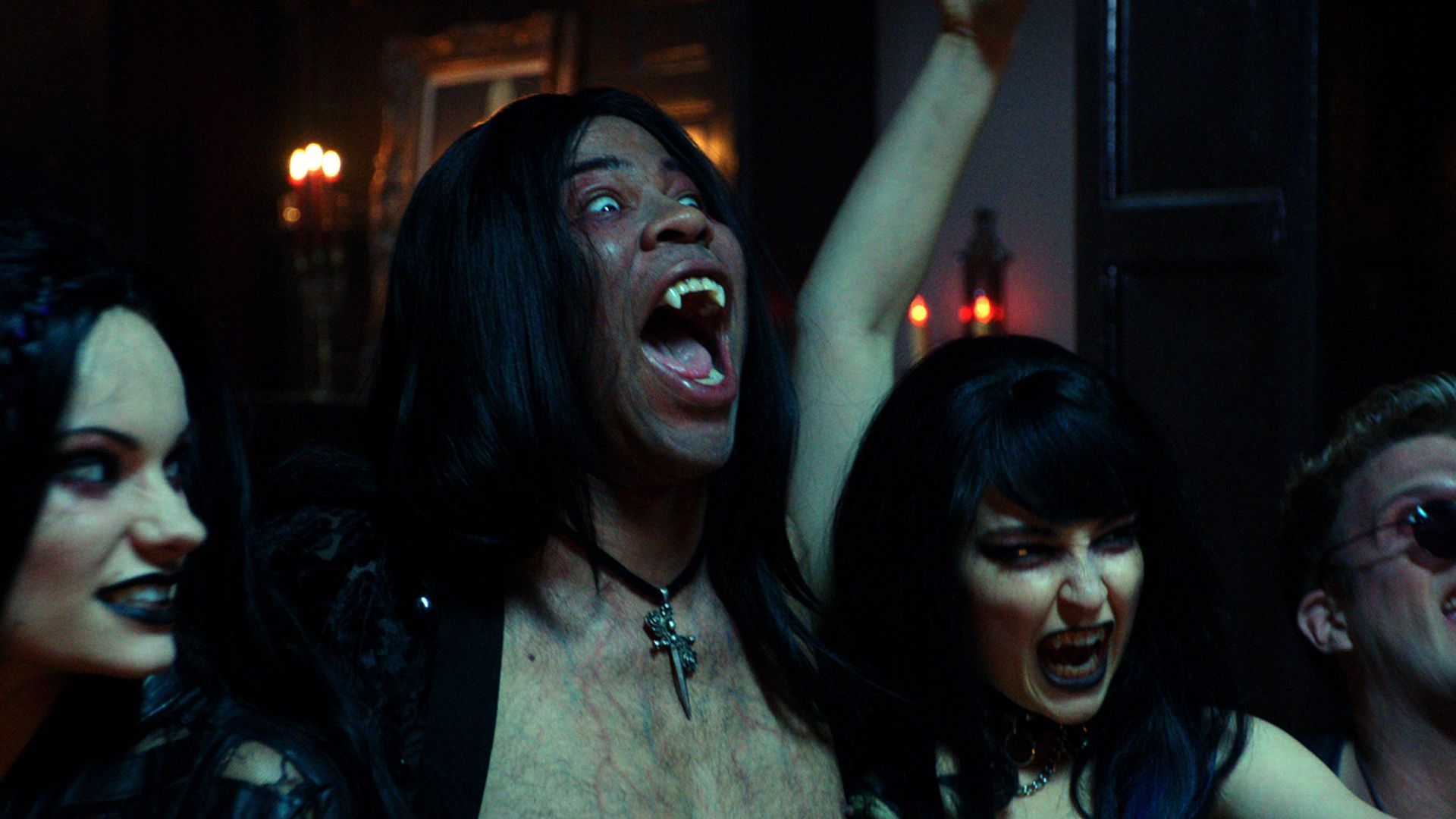 Sexy Vampires - Key And Peele Video Clip  Comedy Central-9150
