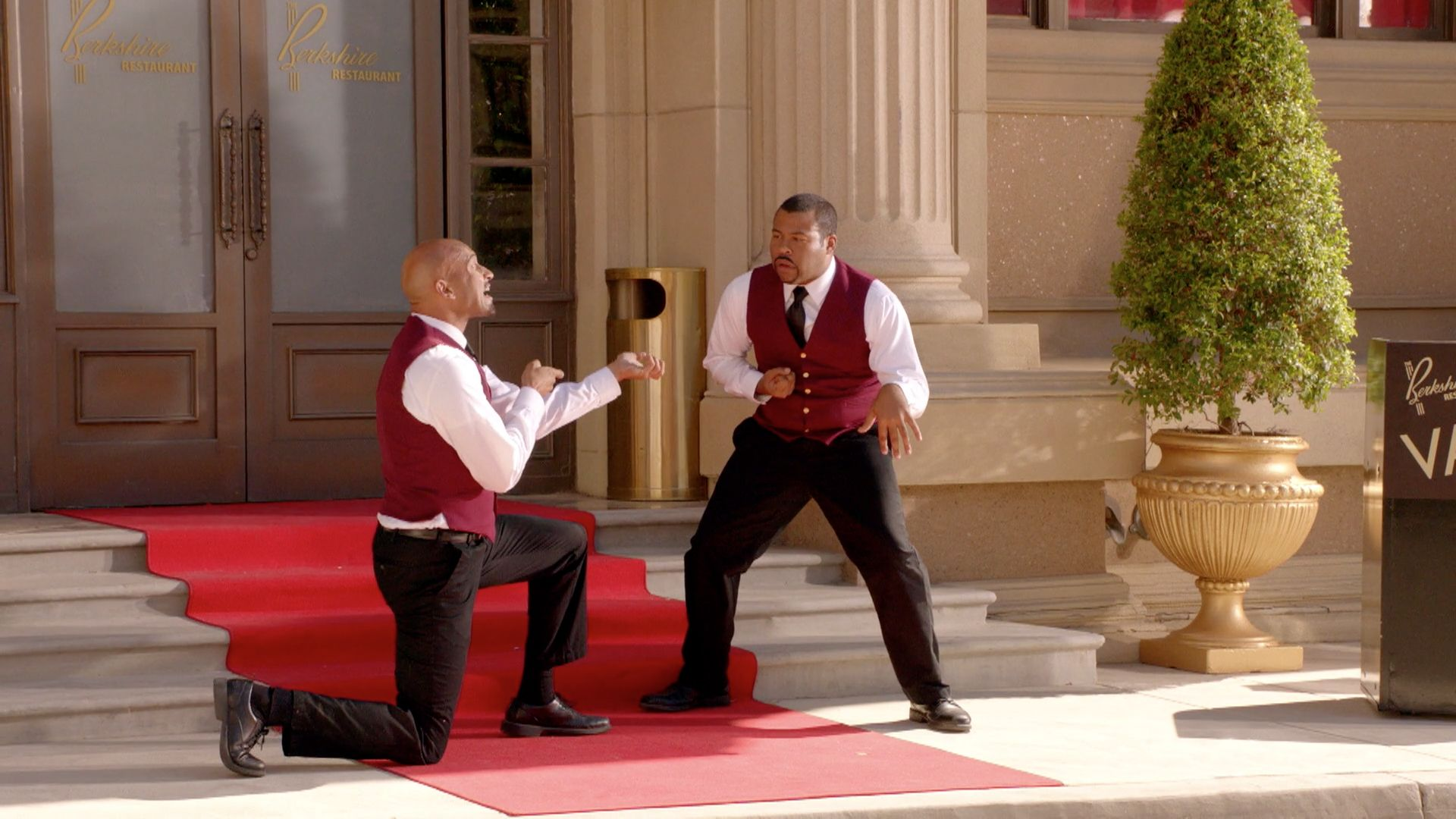 Game Of Thrones Recap Uncensored Key And Peele Video Clip Comedy Central
