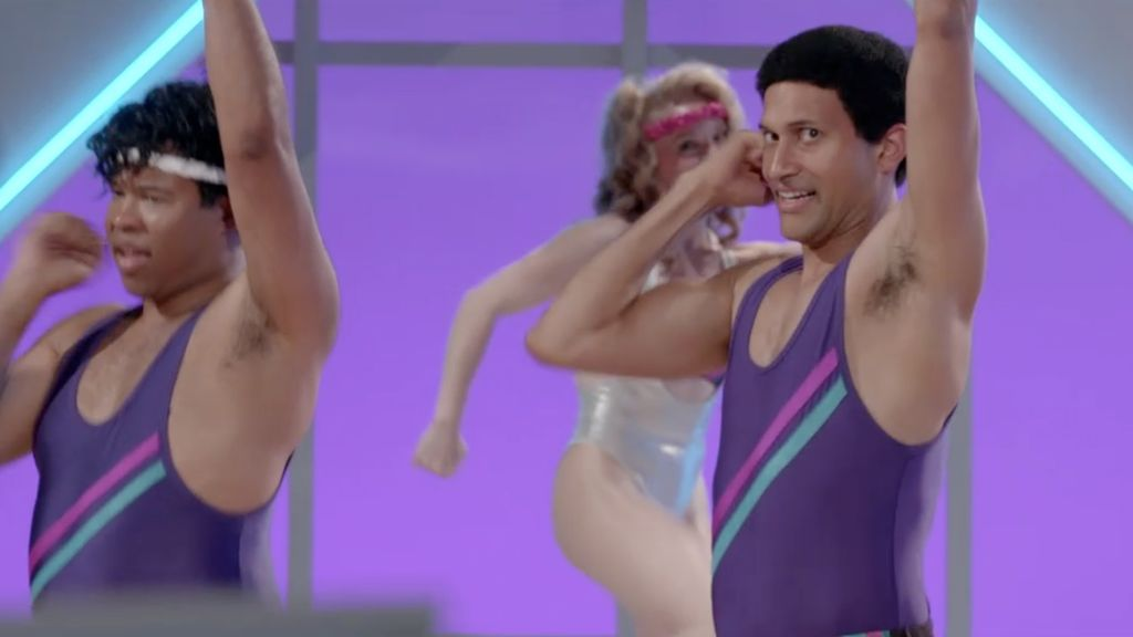 Key Peele Turn Infamous Aerobics Video Into A Chilling Story Of Murder VIDEO