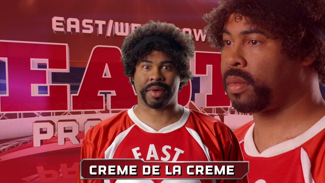 key and peele east west bowl episode