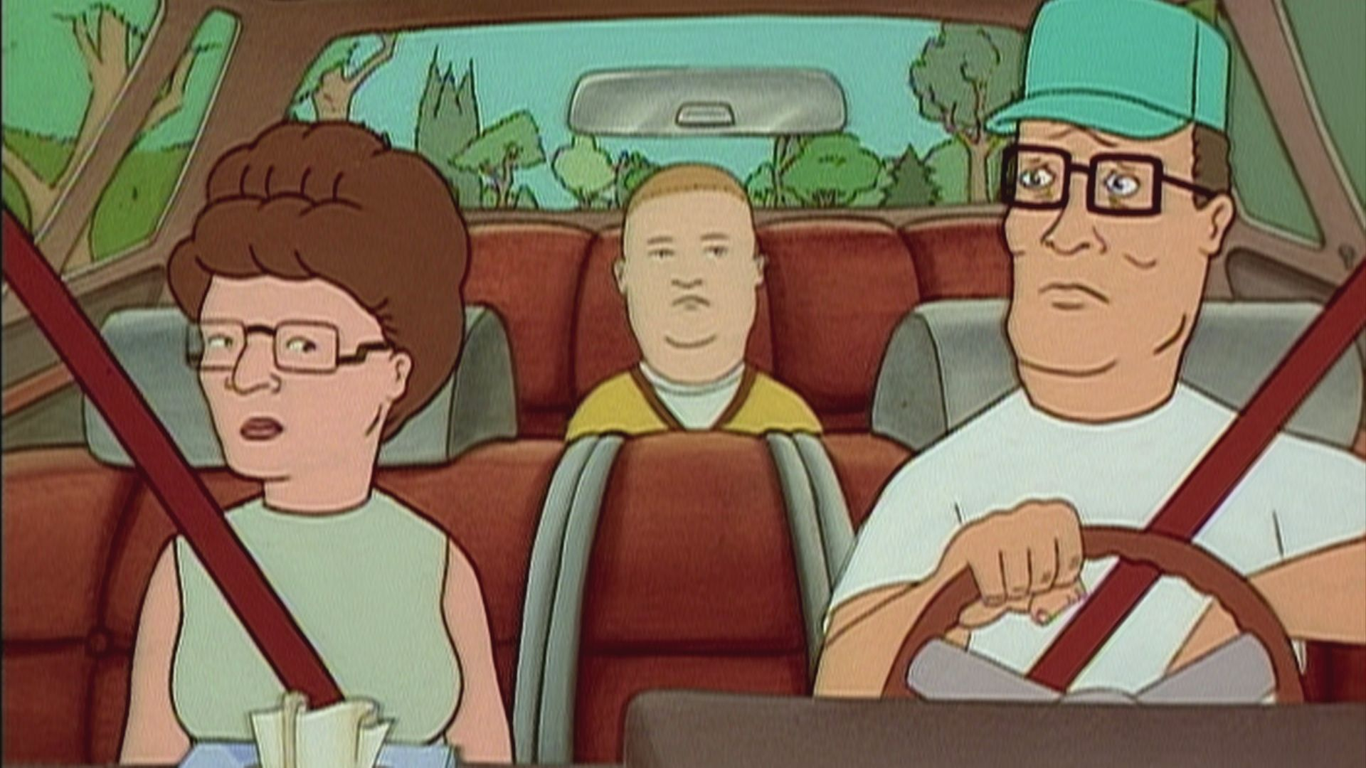 King of the Hill - Season 1, Ep. 1 - Pilot - Full Episode | Comedy ...