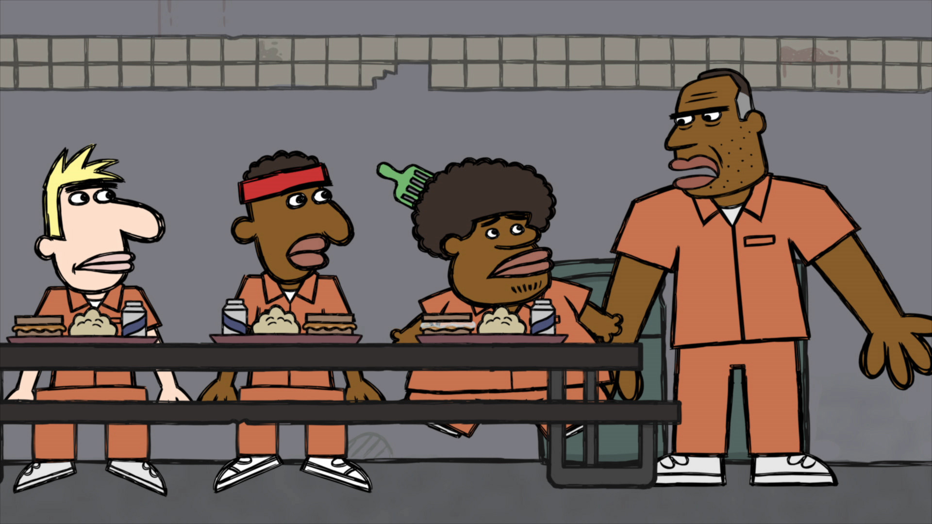 Legends of Lock Up - Uncensored