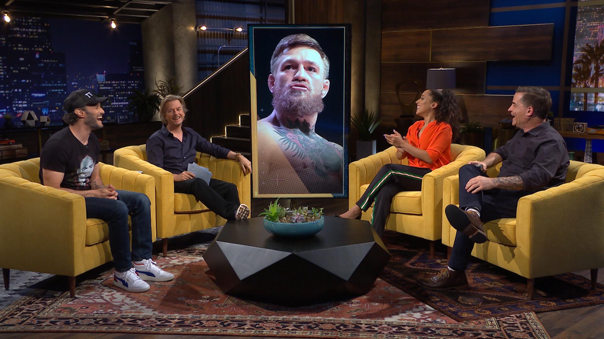 August 15, 2019 - Robin Thede, Todd Glass, Josh Wolf & Stassi Schroeder