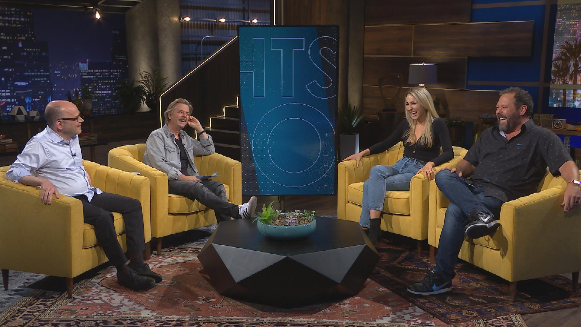 August 21, 2019 - Nikki Glaser, Bert Kreischer & Todd Barry