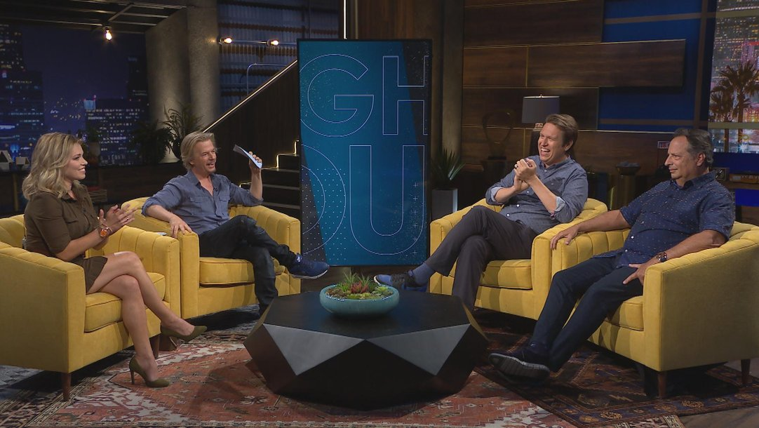 Lights Out with David Spade - Season 1, Ep  17 - September 3