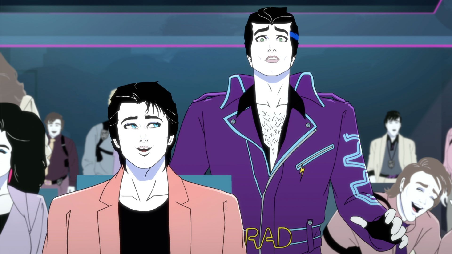 Moonbeam City - Season 1, Ep. 9 - The Legend of Circuit ...