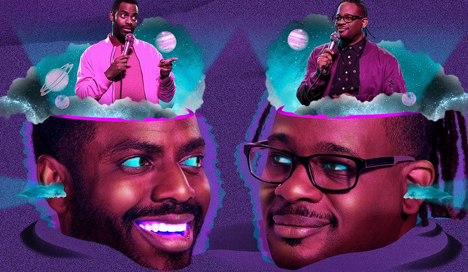 The New Negroes with Baron Vaughn & Open Mike Eagle - Series