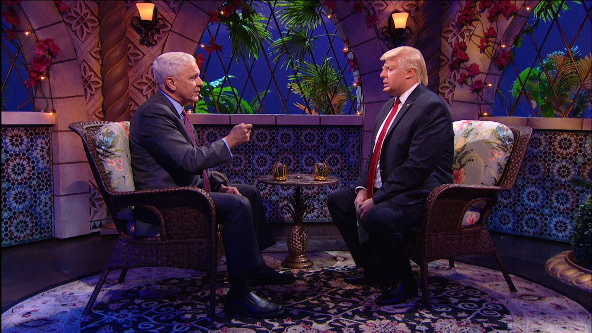 The President Show - November 2, 2017 - Joe Cirincione ...