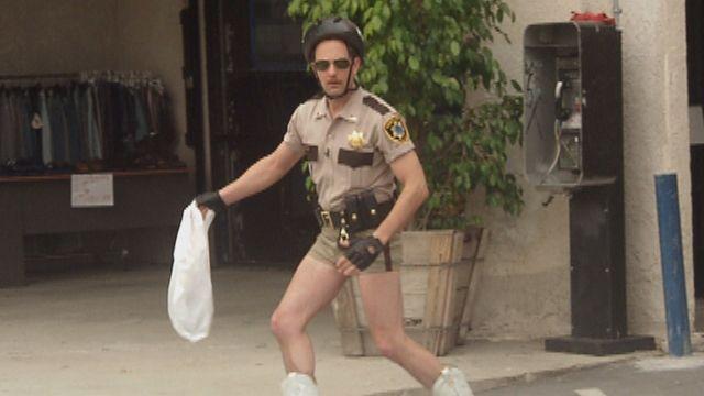 Gay guy from reno 911