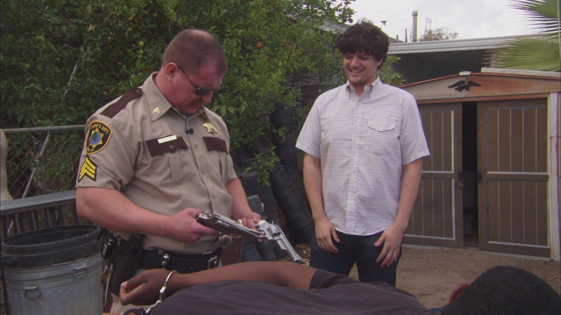 Gay cops video clips