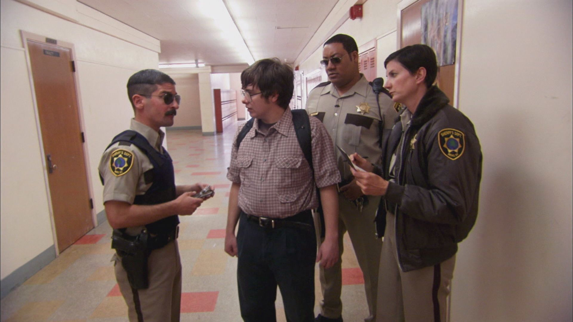 Sex In The Classroom - Reno 911 Video Clip  Comedy Central-3213