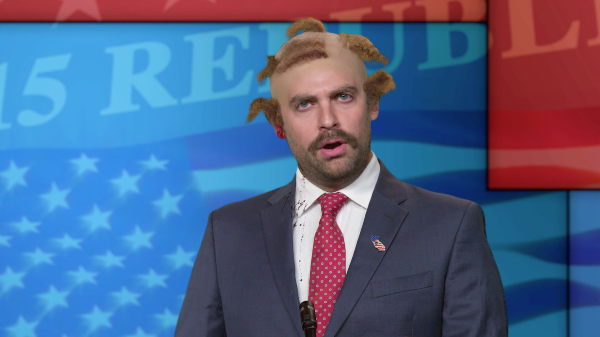 THESE STRANGE AMERICANS ARE RUNNING FOR PRESIDENT - THIRD-TIER REPUBLICAN DEBATE