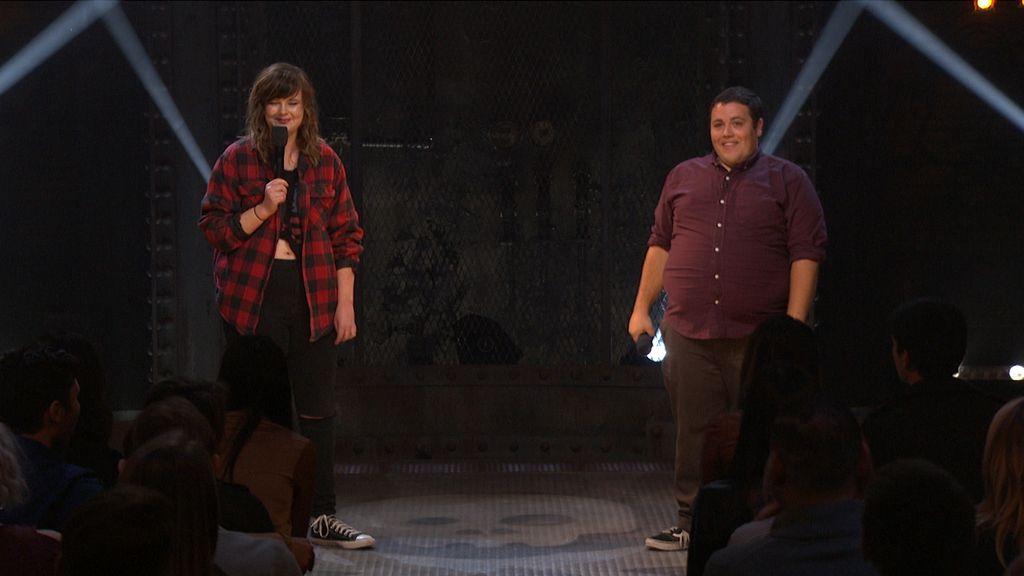 Roast Battle' comic Olivia Grace headlines comedy night at
