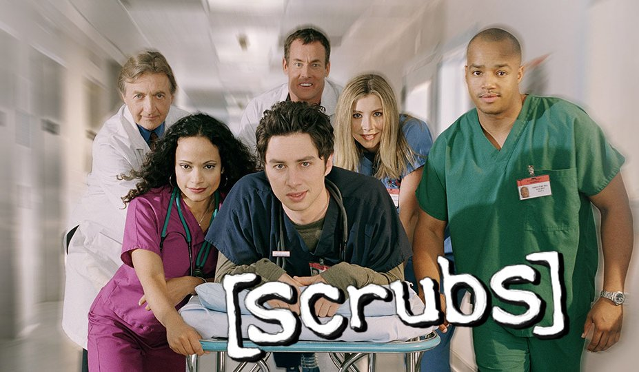 Scrubs - Series | Comedy Central Official Site | CC.com