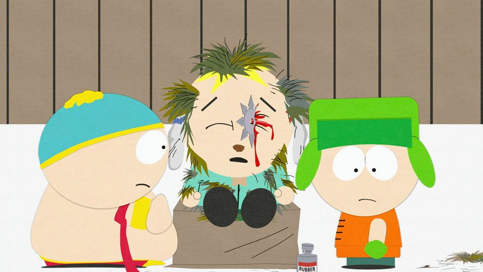 Anime Butters South Park 46592 Usbdata
