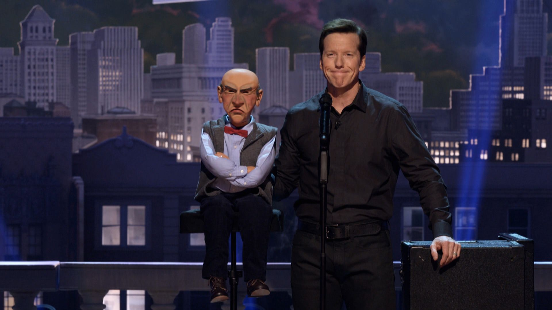 Jeff Dunham Walter Vs Hollywood Jeff Dunham Unhinged