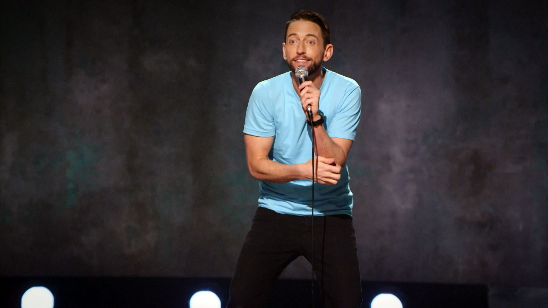 Neal brennan comedy central