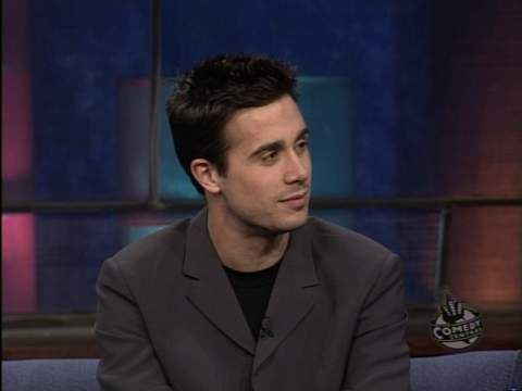 Freddie Prinze, Jr.   The Daily Show With Jon Stewart (Video Clip)   Comedy  Central
