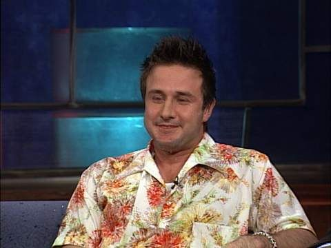 David Arquette   The Daily Show With Jon Stewart (Video Clip)   Comedy  Central