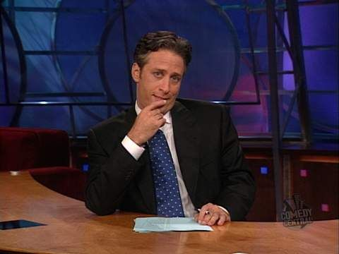 Unsettling Discovery - The Daily Show with Jon Stewart