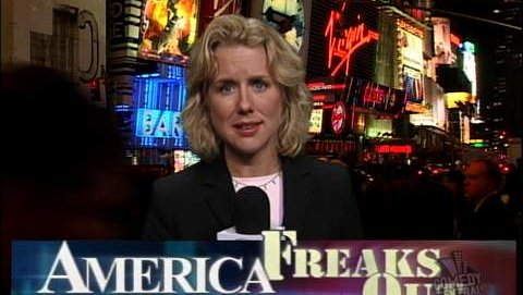 America Freaks Out - Scream - The Daily Show with Jon