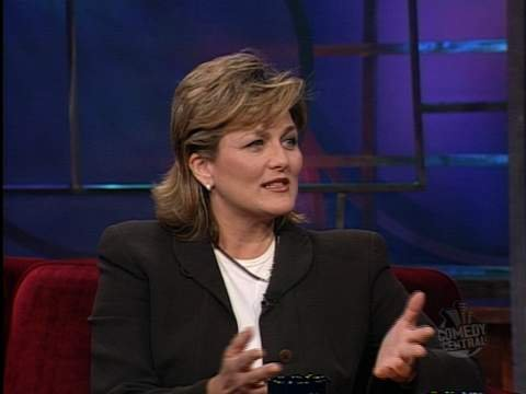 Cynthia Mcfadden The Daily Show With Jon Stewart Video Clip Comedy Central