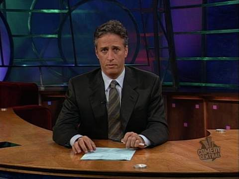Fool Me Once The Daily Show With Jon Stewart Video Clip Comedy