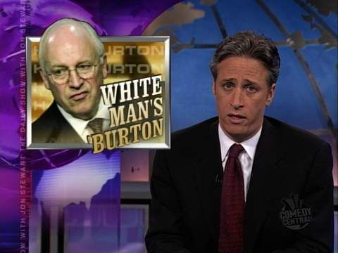 Cheney daily dick show video