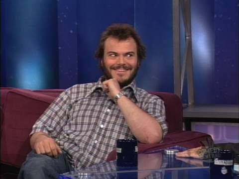 Jack Black - The Daily Show with Jon Stewart | Comedy Central