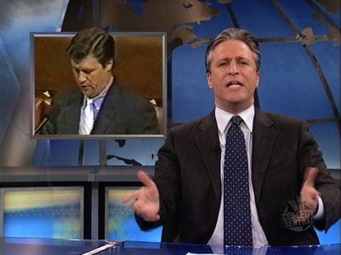 Jon stewart dick sweat