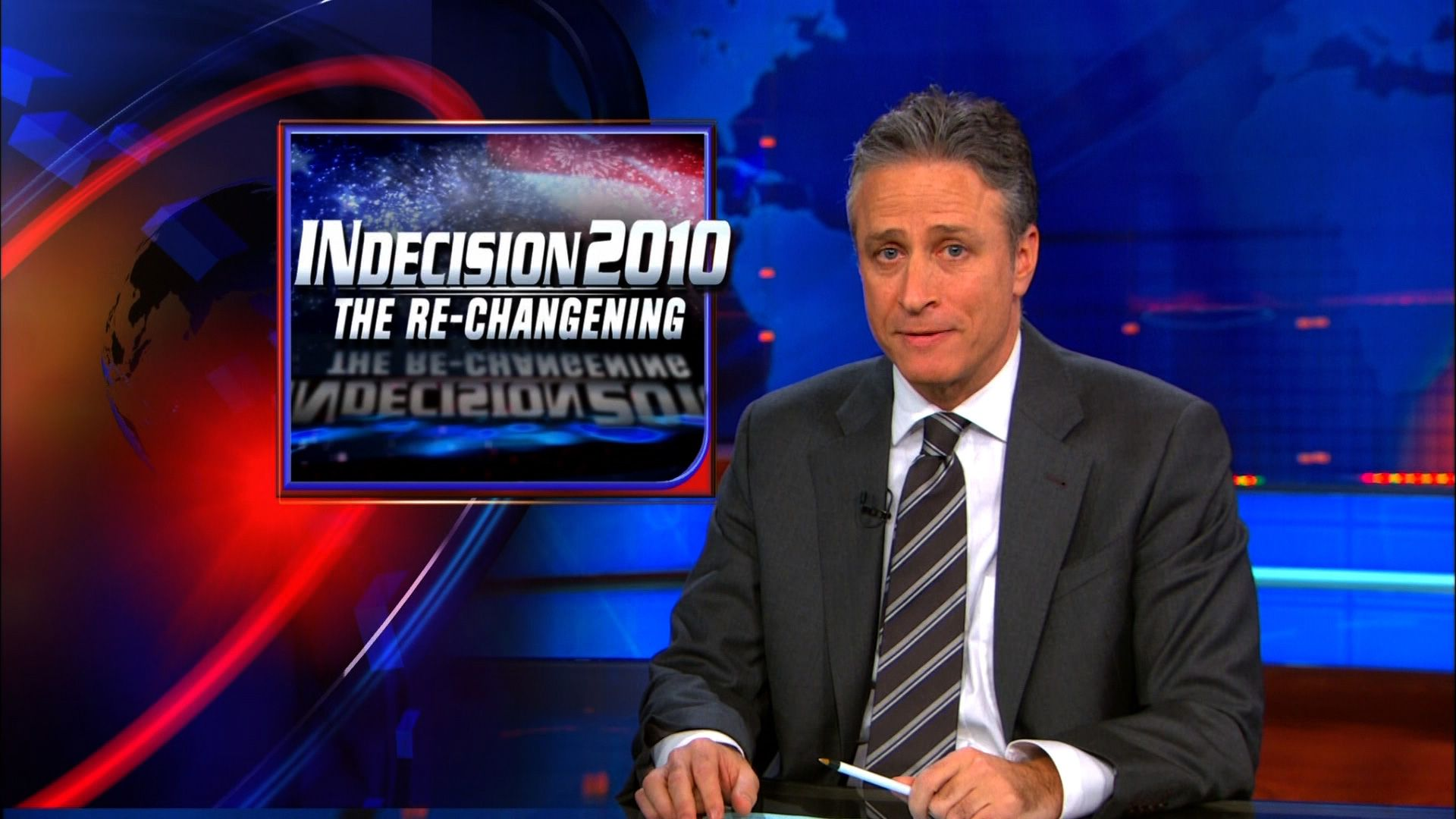 Indecision 2010 - The Re-Changening - The Daily Show with Jon ...