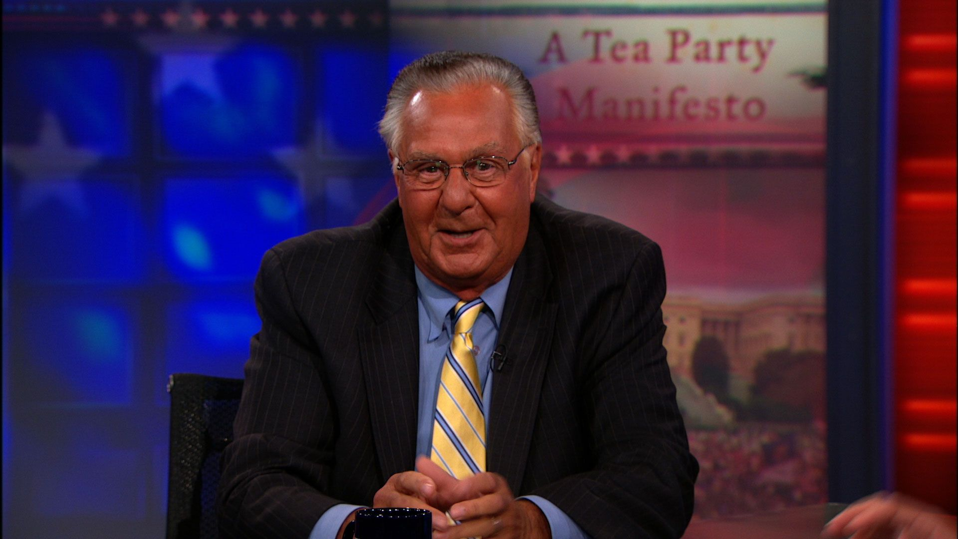 Dick armey and tea party founder