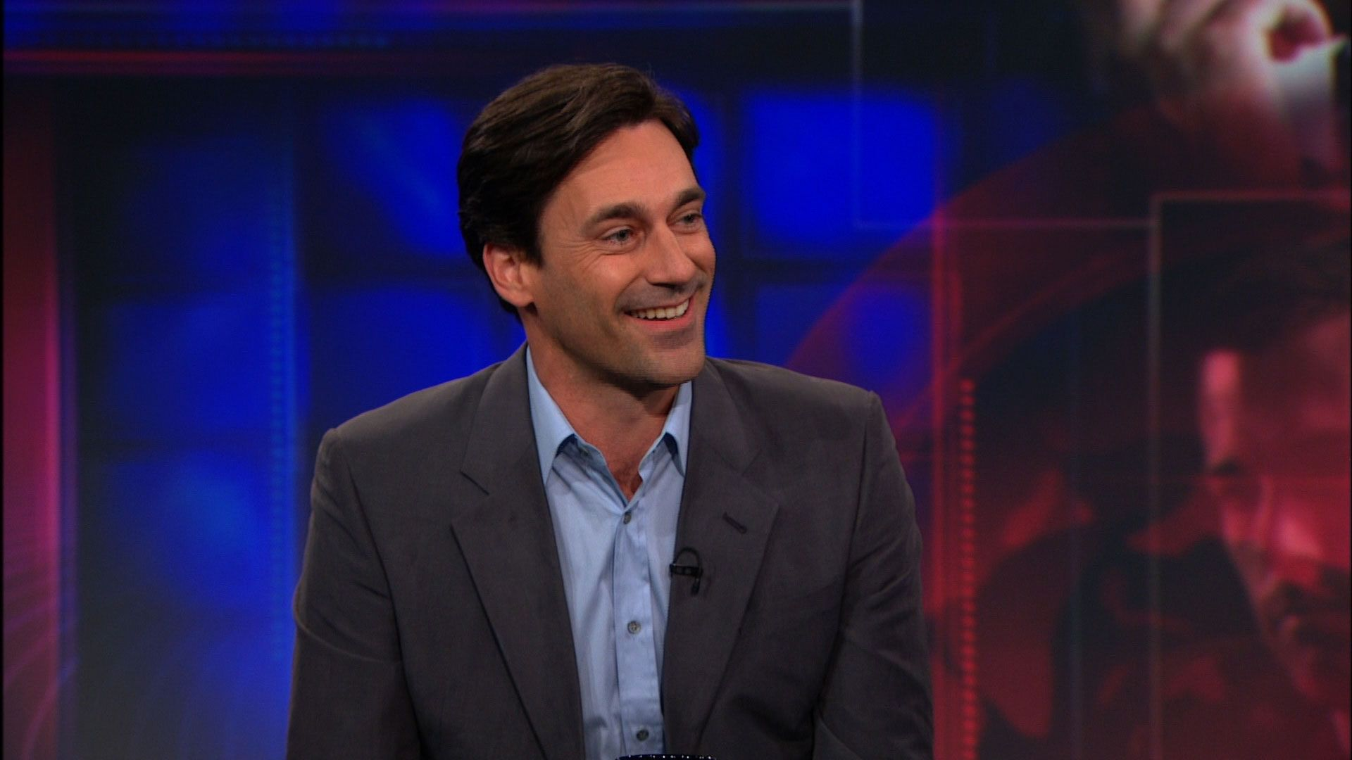 Jon hamm dating show clip