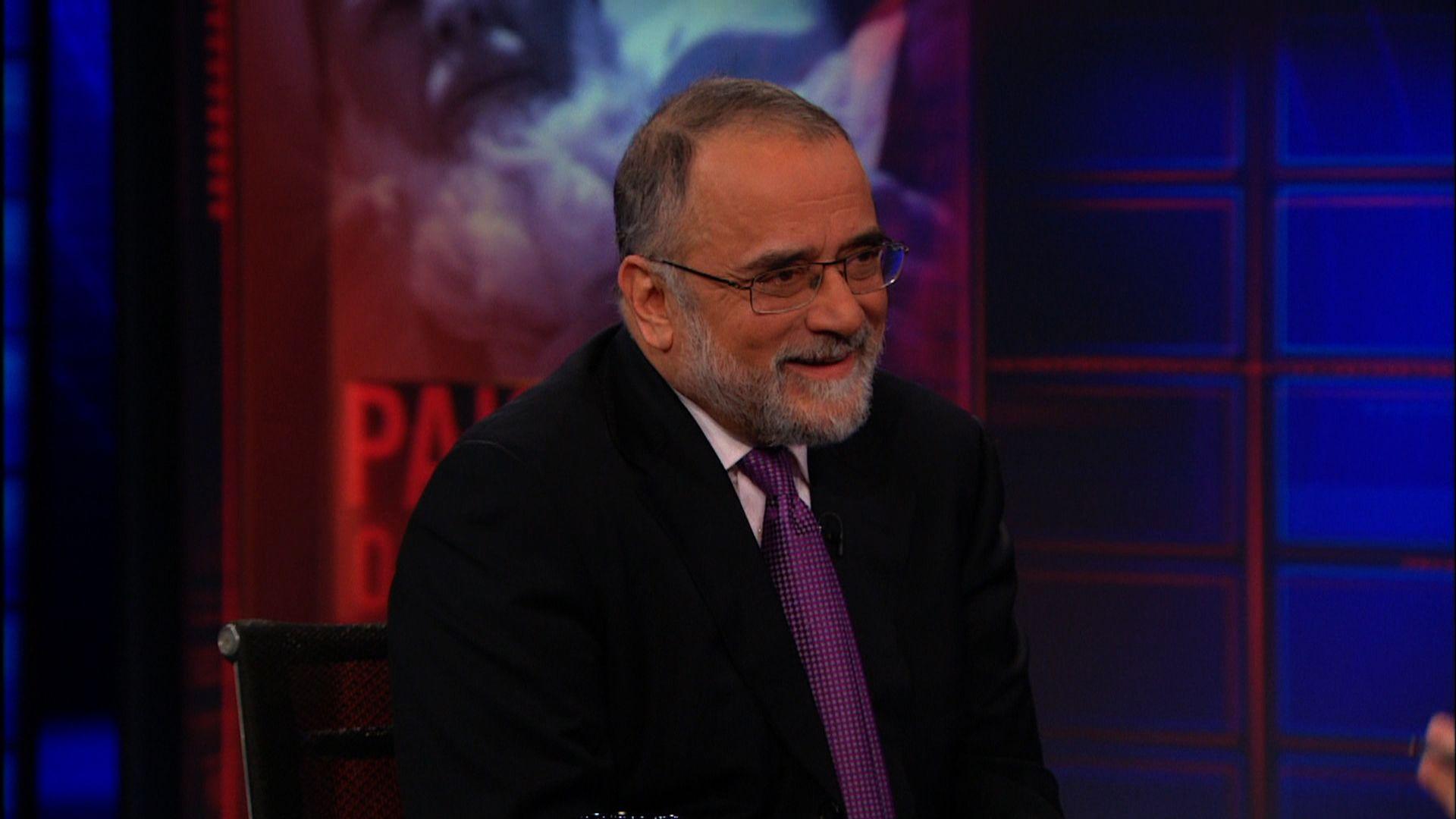 Ahmed Rashid - The Daily Show With Jon Stewart Video Clip -6273