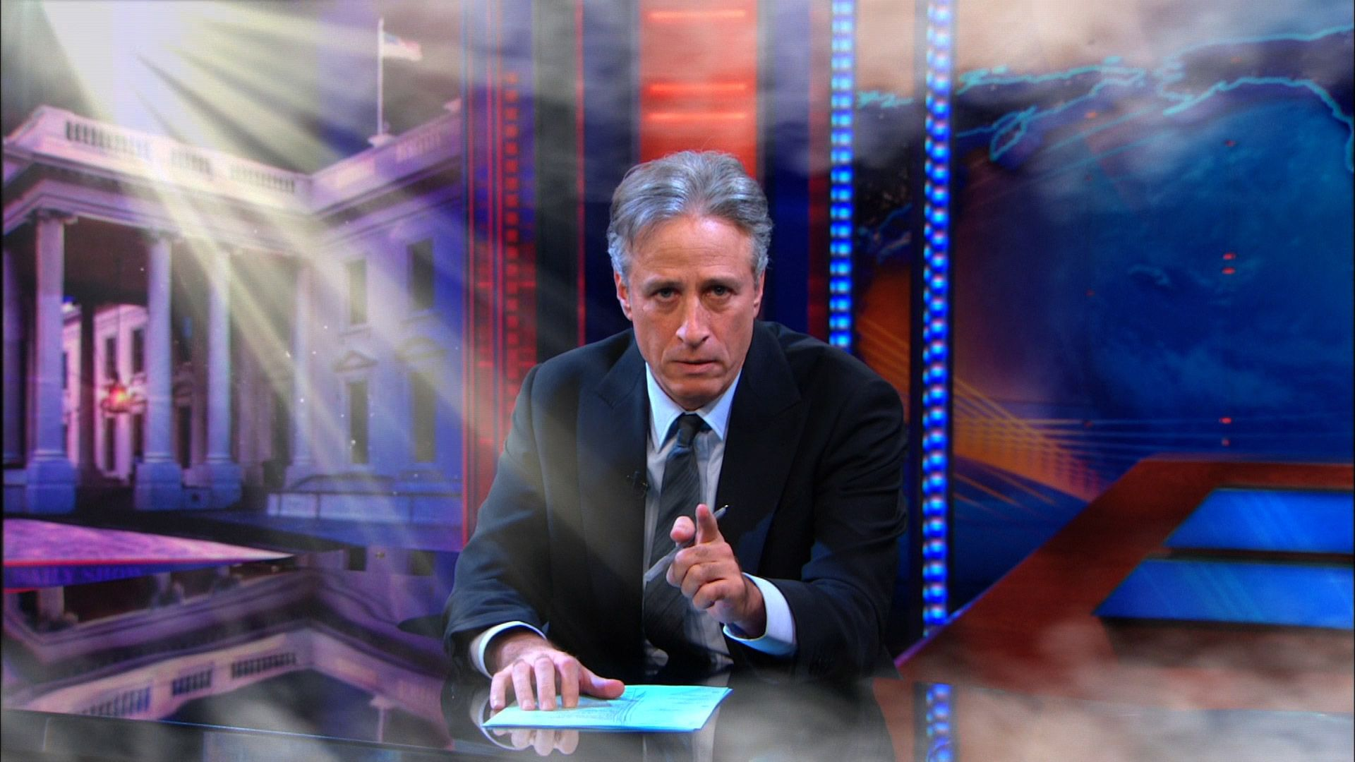 Exclusive - Meet Jon Stewart at Camera Three - The Daily Show with Jon Stewart | Comedy Central