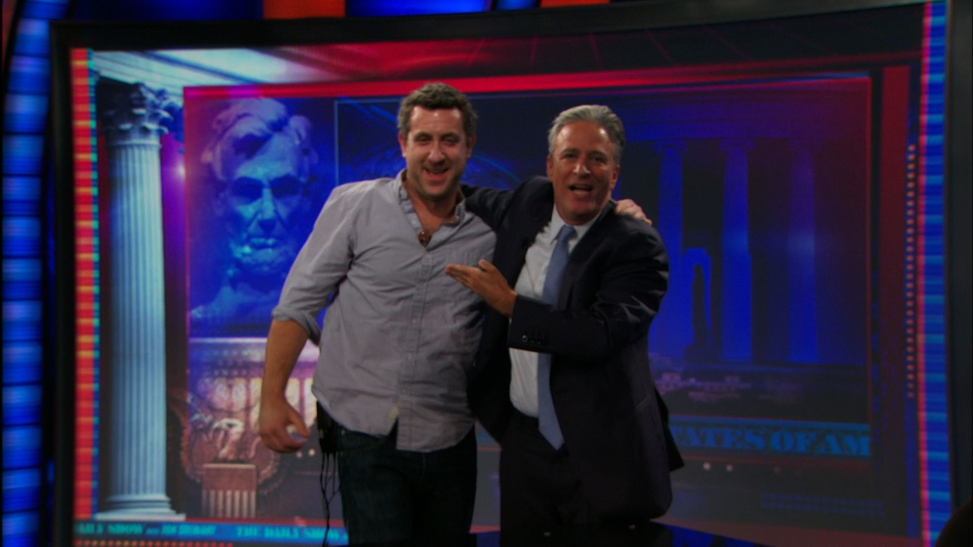 Moment of Zen - Rory Albanese - The Daily Show with Jon Stewart ...