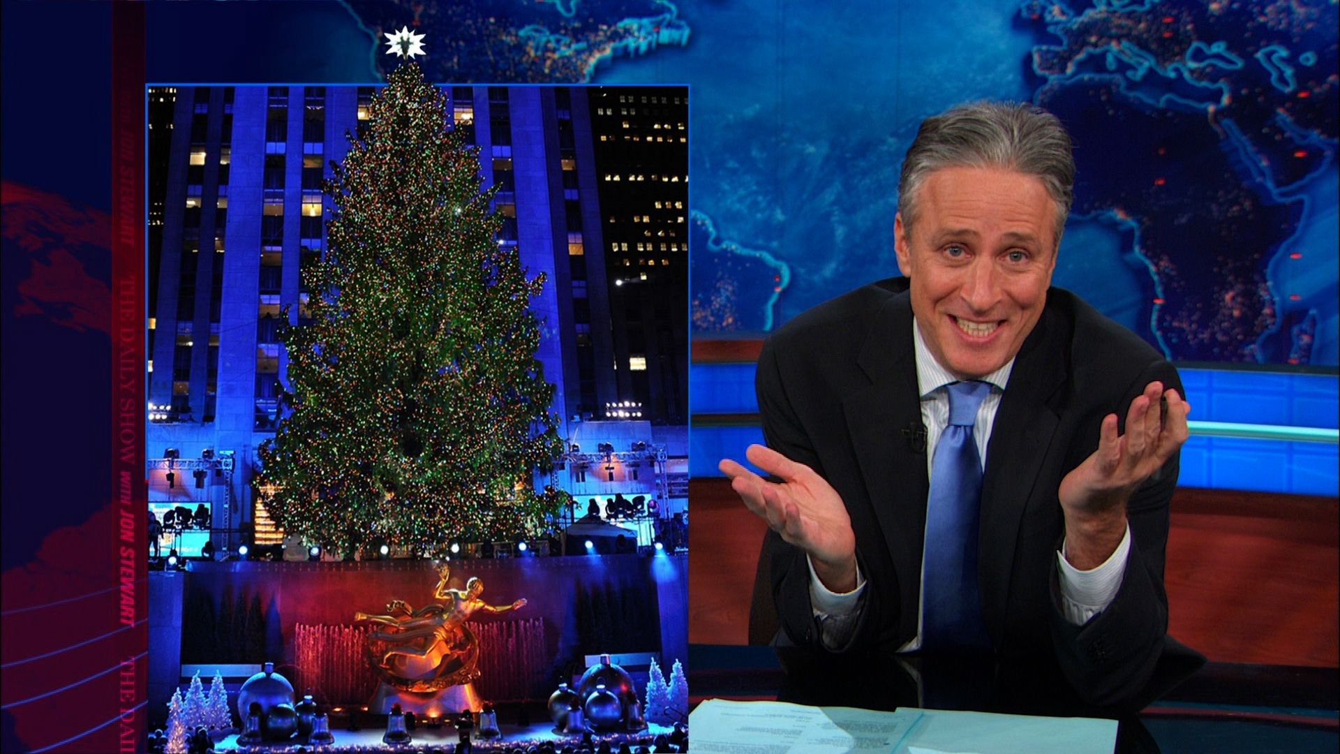 World War C - The Daily Show with Jon Stewart (Video Clip) | Comedy ...