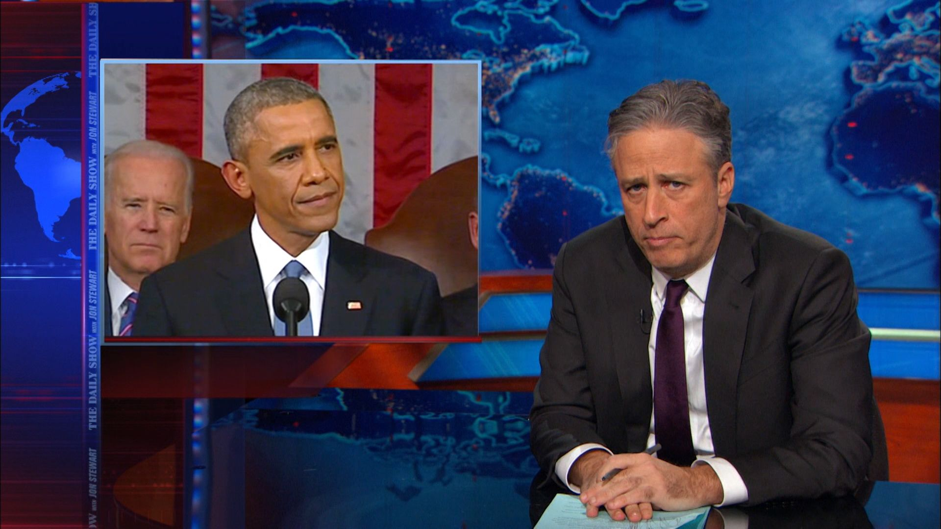 Big Speech 6 - The Daily Show with Jon Stewart (Video Clip) | Comedy Central1920 x 1080