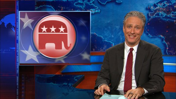 The Daily Show with Jon Stewart - Episode Guide | Comedy