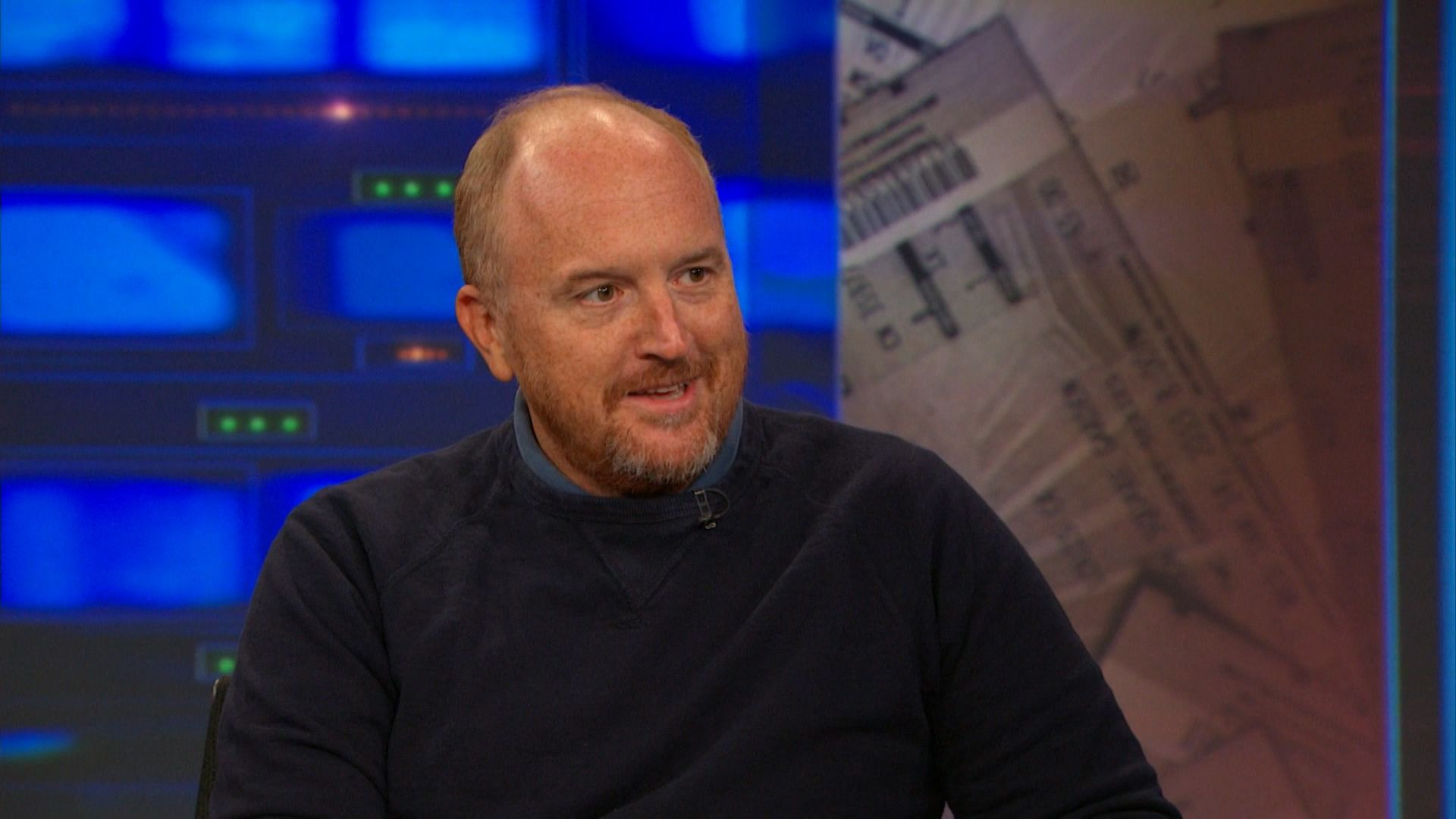 Exclusive Louis C K Extended Interview The Daily Show With Jon Stewart Video Clip