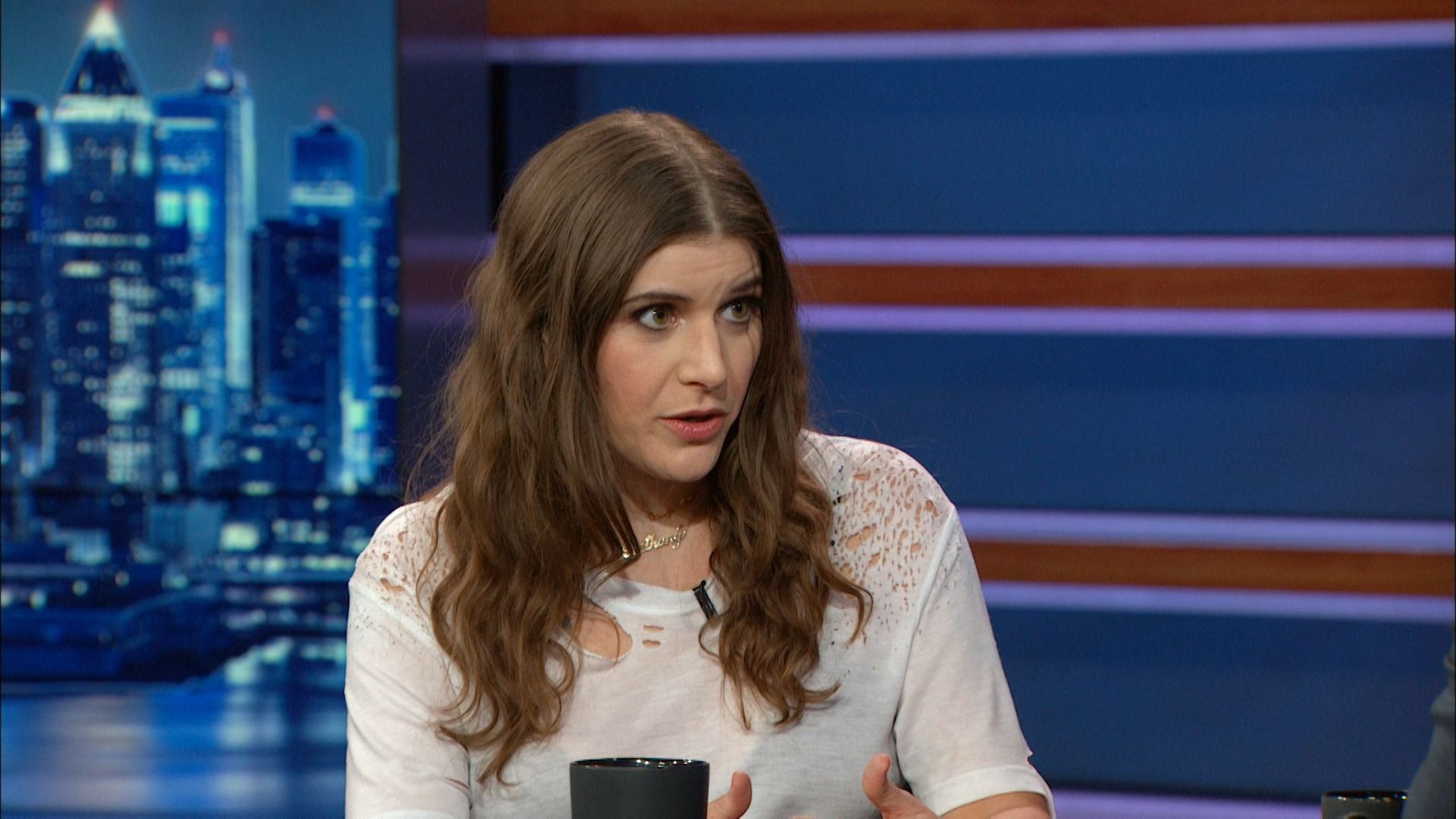 bethany cosentino speaking up about sexism in the music industry the daily show with trevor noah comedy central