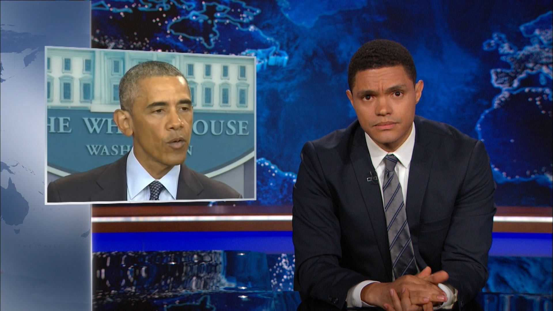Trevor Reacts to the Orlando Shooting - The Daily Show with Trevor Noah (Video Clip)