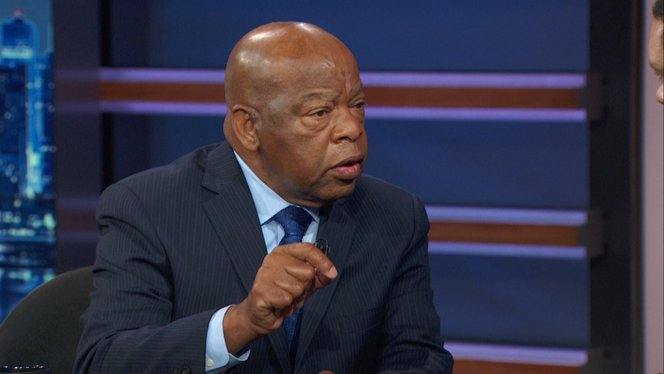 John lewis creating a blueprint for peaceful protests with the john lewis creating a blueprint for peaceful protests with the march trilogy the daily show with trevor noah video clip comedy central malvernweather Gallery