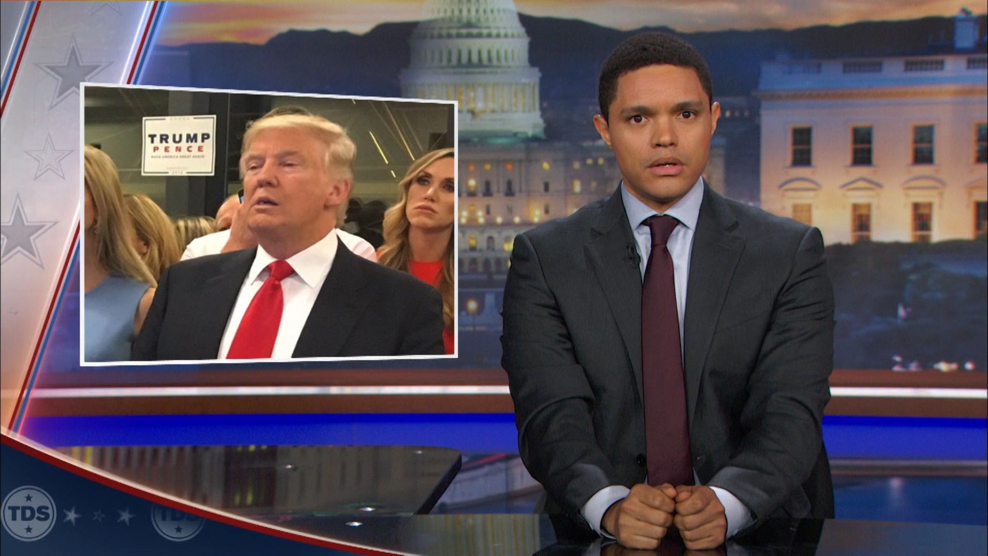 The 2016 Election Wrap-Up - The Daily Show with Trevor Noah (Video Clip)