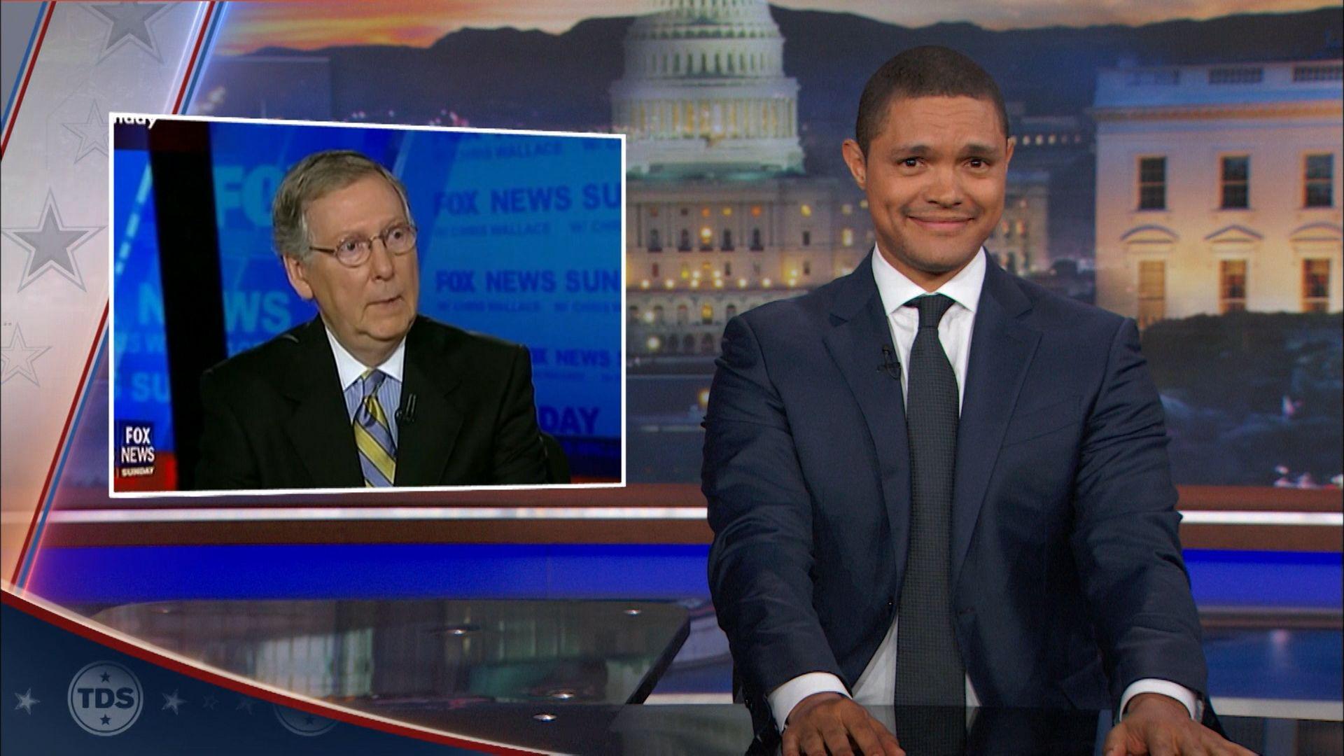 The Daily Show with Trevor Noah - January 5, 2017 - Keegan-Michael ...