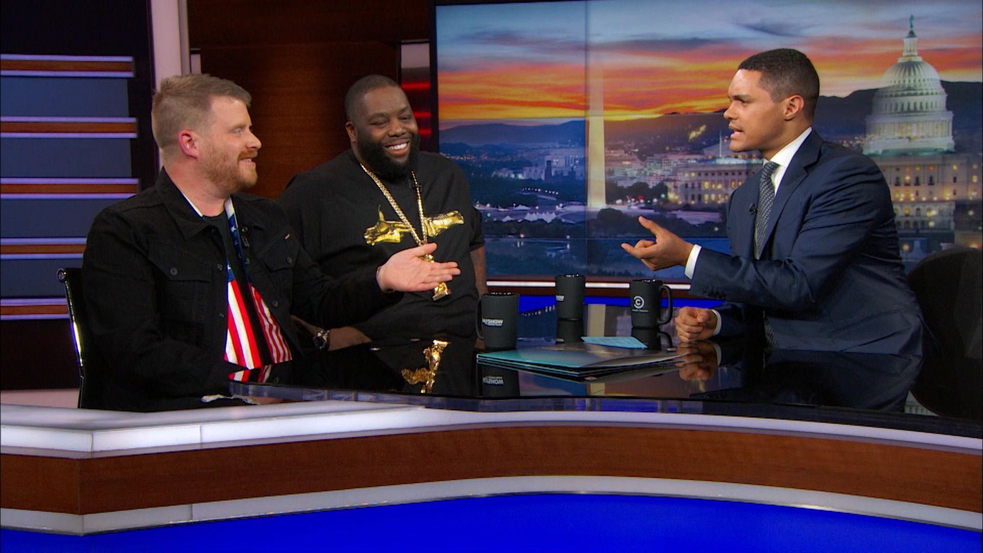 Run The Jewels Staying Woke On Run The Jewels 3 Extended