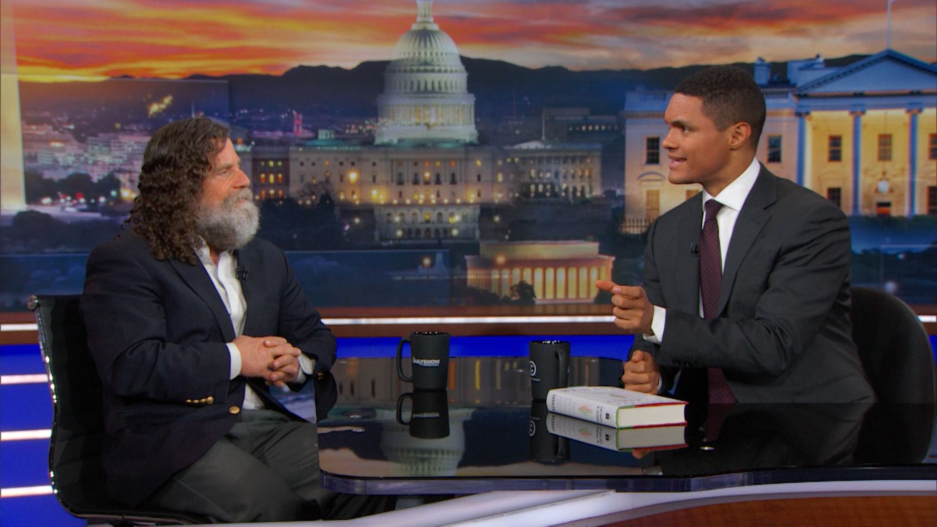 Robert Sapolsky How Science Influences Culture And Politics In