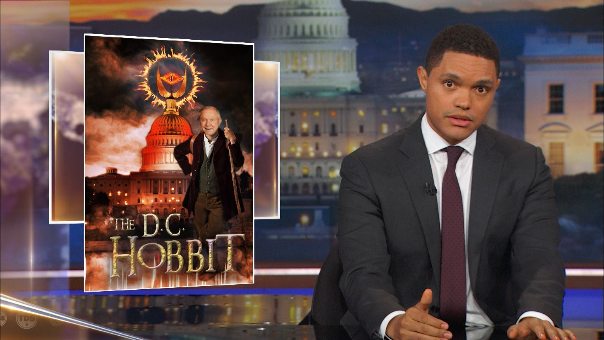 """Makeover Shows julius caesar"""" gets a trumpian makeover - the daily show with"""